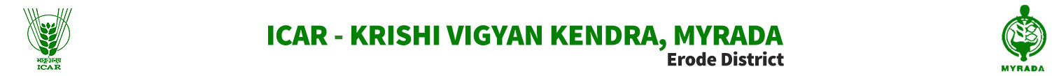 ICAR – KVK (MYRADA)